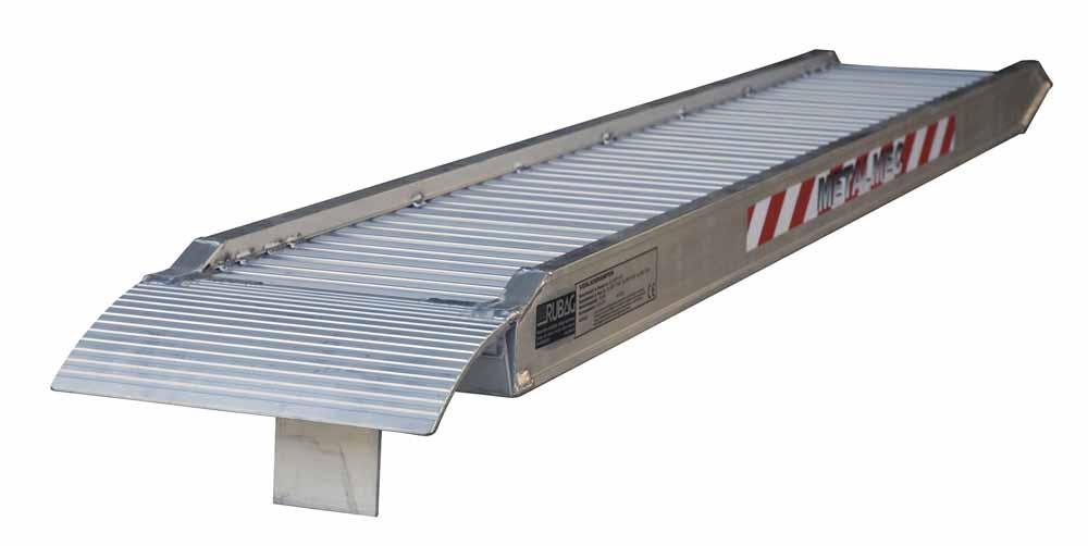 Rampe di carico rubag for Rampe di carico in alluminio prezzi