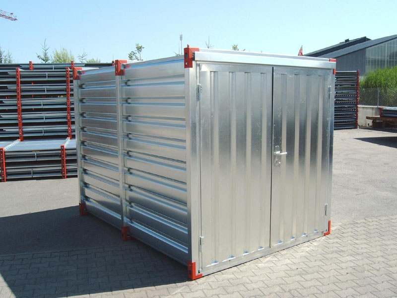 Materialcontainer rubag ag for Mini boden schweiz