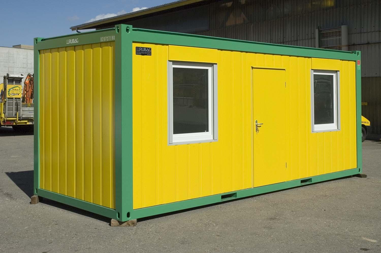 Container Ufficio Piccolo : Container ufficio serie bm