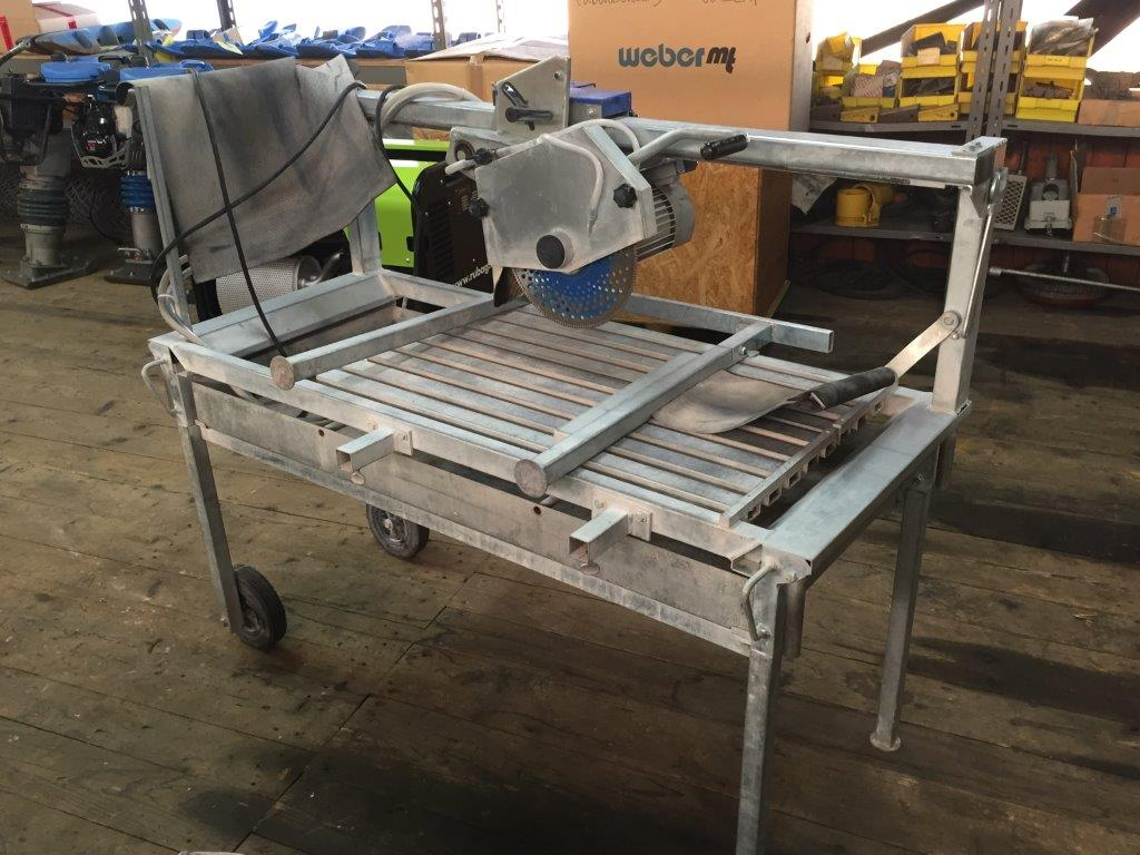 SCT Stone cut-off saw S-100G