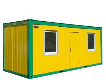 Container Fur Jeden Bedarf Burocontainer Baucontainer
