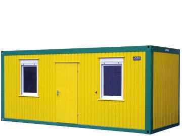 RUBAG Bürocontainer FC