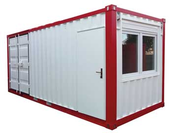RUBAG Lagercontainer