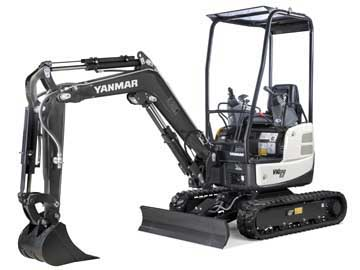 YANMAR Mini escavatori